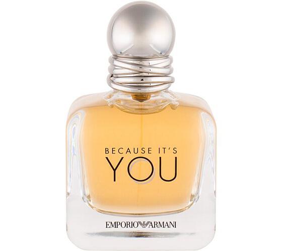 Parfémovaná voda Giorgio Armani Emporio Because It´s You + DOPRAVA ZDARMA