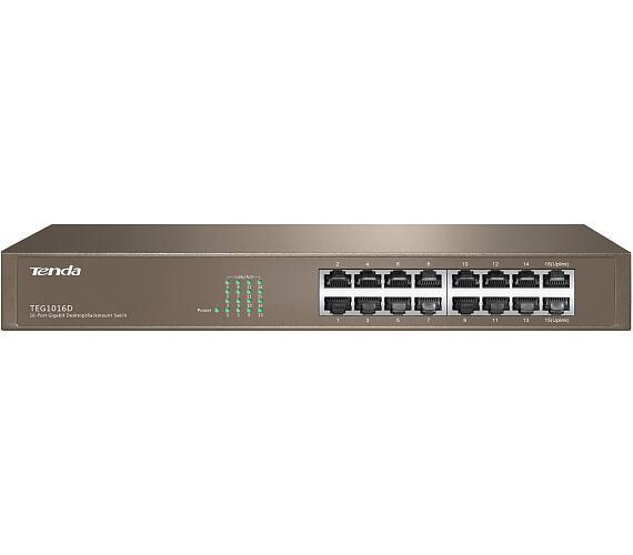 Tenda TEG1016D 16-port Gigabit Ethernet Switch