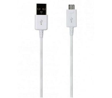 Samsung microUSB Datový Kabel EP-DG920 White Bulk