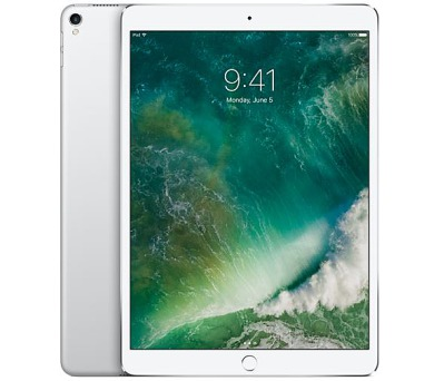 iPad Pro 10,5'' Wi-Fi 64GB - Silver (MQDW2FD/A)