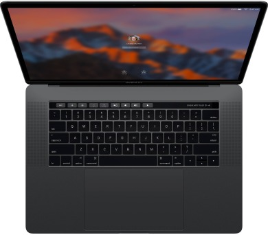 MacBook Pro 15'' i7 2.8GHz/16G/256/TB/SK/Sp Gray