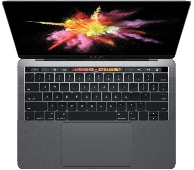MacBook Pro 13'' i5 3.1GHz/8G/512/TB/SK/Sp Gray (MPXW2SL/A)