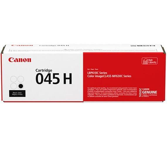 Canon CRG 045 H BK + DOPRAVA ZDARMA