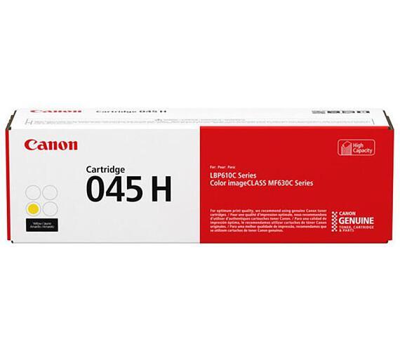 Canon CRG 045 H Y + DOPRAVA ZDARMA