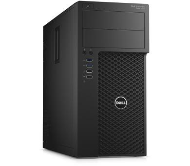 Dell Precision T3620 MT i7-6700/8G/1TB/K620-2G/DP/MCR/W7P+10P/bez KB/bez myši + DOPRAVA ZDARMA