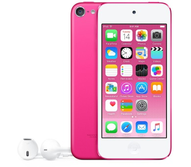 iPod touch 128GB - Pink (MKWK2HC/A)
