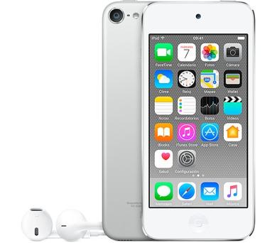 iPod touch 128GB - Silver (MKWR2HC/A)