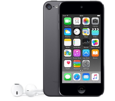 iPod touch 128GB - Space Grey (MKWU2HC/A)
