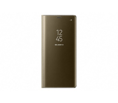 Samsung Clear View Cover pro NOTE 8 Gold (EF-ZN950CFEGWW) + DOPRAVA ZDARMA