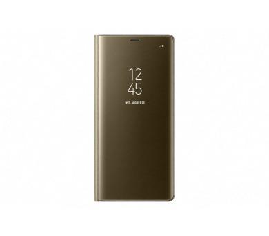 Samsung Clear View Cover pro NOTE 8 Gold + DOPRAVA ZDARMA