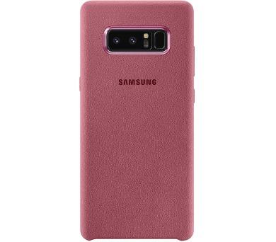 Samsung Alcantara Cover pro NOTE 8 Pink + DOPRAVA ZDARMA