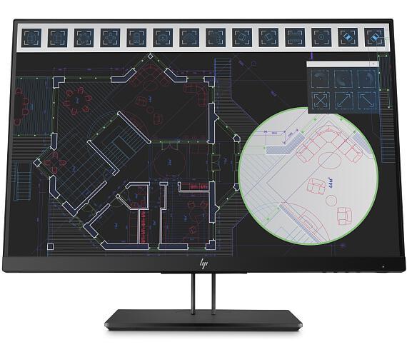 "HP Z24i 24"" G2 1920x1200/300jas/DP/HDMI/VGA/5ms (1JS08A4#ABB)"