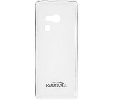 Kisswill TPU Pouzdro Transparent pro Nokia 150