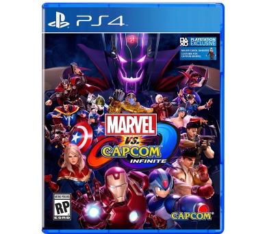 Capcom Infinite + DOPRAVA ZDARMA