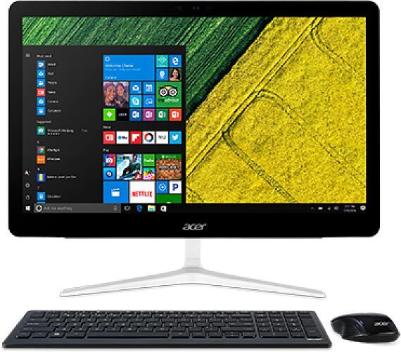 """Acer Aspire Z24-880 - 23,8T""""/G4560T/1TB/4G/DVD/W10 černý + DOPRAVA ZDARMA"""