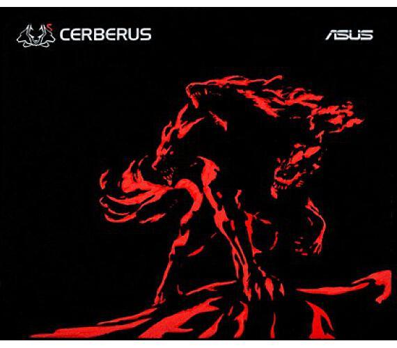 ASUS podložka CERBERUS MAT MINI RED (90YH01C3-BDUA00)