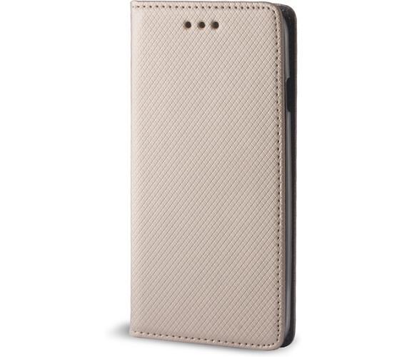 Pouzdro s magnetem Nokia 3310 2017 gold