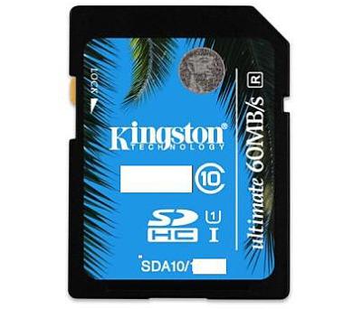 KINGSTON 64GB SDXC Class 10 UHS-I 90MB/s R + DOPRAVA ZDARMA