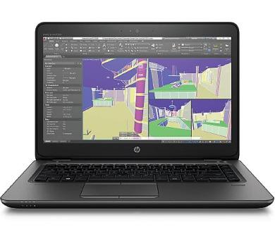 HP Zbook 14u G4 i7-7500U/16GB DDR4/512GB G2 m.2 NVME MLC/14'' FHD/AMD Firepro W4190 2GB+Intel HD620/Win 10 Pro (1RQ70EA#BCM)