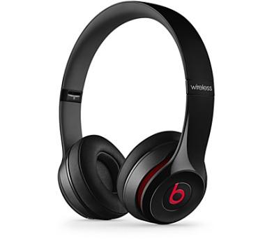 Apple Beats by Dr. Dre Solo 2 Wireless On-Ear Headphones - Black + DOPRAVA ZDARMA