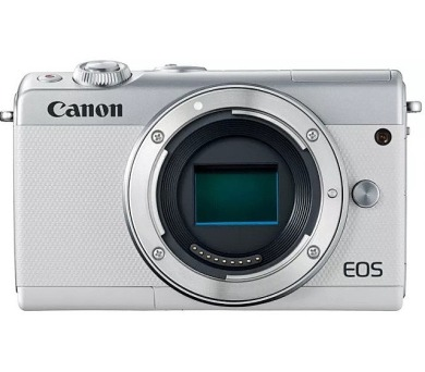 Canon EOS M100 Body ORION White