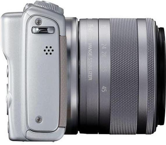 Canon EOS M100 Grey + EF-M 15-45mm f/3.5-6.3 IS STM LTD Edition