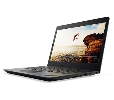 "Lenovo ThinkPad E470 i3-7100U/4GB/1TB-5400/HD Graphics 620/14""HD/W10 černý"