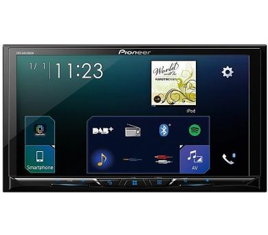 """PIONEER autorádio SPH-DA230DAB/ 7"""" LCD Touch/ BT + DOPRAVA ZDARMA"""