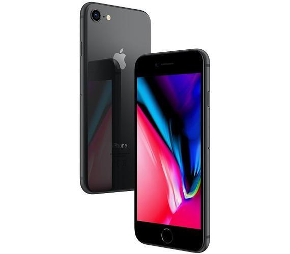 "Apple iPhone 8 256GB Space Grey 4,7"" Retina/ LTE/ Wifi AC/ NFC/ IP67/ iOS 11 (mq7c2cn/a)"