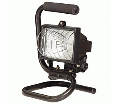 Halogenový reflektor ECOLITE R6403-CR 150W přenosný