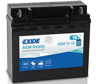 Exide 12V 18Ah AGM12-18