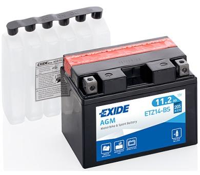 Exide 12V 11,2Ah ETZ14-BS