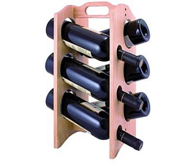 Stojan na víno dřevěný BRILLANTE