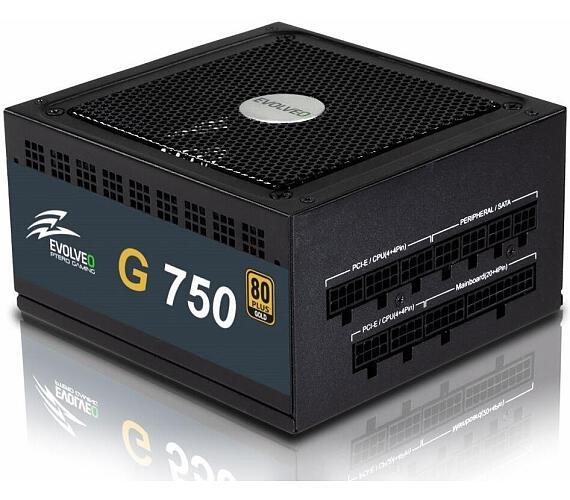 EVOLVEO G750 zdroj 750W