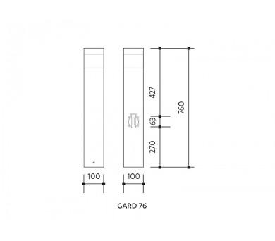Panlux LED DOWNLIGHT DWL 20W podhledové svítidlo + DOPRAVA ZDARMA