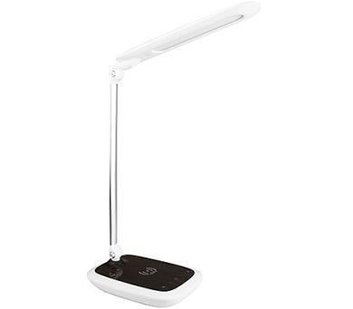 Panlux DIPLOMAT stolní lampička s vestavnou bezdrátovým nabíjením + DOPRAVA ZDARMA