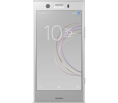 Sony G8441 Xperia XZ1 Compact gsm tel. Silver + DOPRAVA ZDARMA