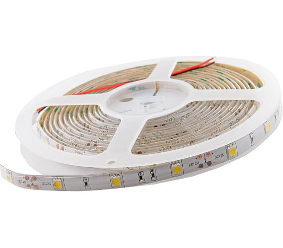 WE LED páska 5m SMD50 30ks/7.2W/m 10mm teplá ex