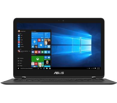"""ASUS ZenBook UX360UAK - 13,3T""""/i5-7200U/256SSD/8G/W10 černý + DOPRAVA ZDARMA"""