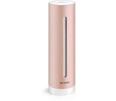 Netatmo Healthy Home Coach - meteostanice pro Android a iOS (NHC-EC) + DOPRAVA ZDARMA
