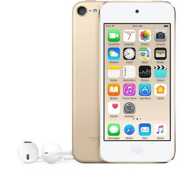 iPod touch 128GB - Gold (MKWM2HC/A)