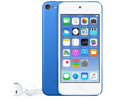 iPod touch 128GB - Blue (MKWP2HC/A)