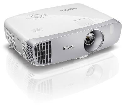DLP Proj.BenQ W1120 - 2000lm,FHD,HDMI,USB (9H.JHD77.17E)