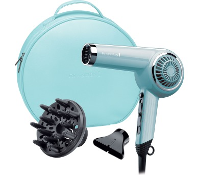 Remington Sušič vlasů Bombshell Blue Retro dárkové balení D4110OB
