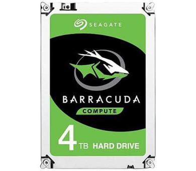 "Seagate BarraCuda 3.5"" HDD"