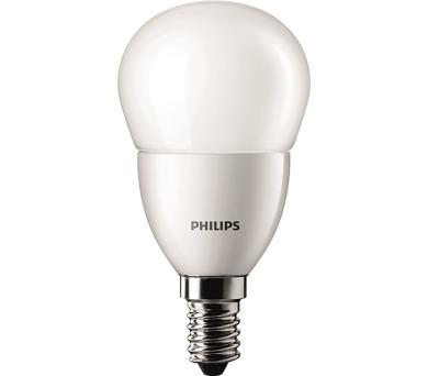 LED žárovka Philips E14 7W 2700K 230V P48 FR