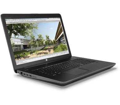ZBook 17 G4 i7-7820HQ 17,3 UHD,2x16GB DDR4,256GB turbo G2 m.2,Nvidia P4000/8GB,fpr,WiFiAC,BT,Win10Pro + DOPRAVA ZDARMA