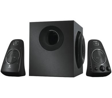 Logitech Speakers Z623 Home Stereo System 2.1 (980-000403)