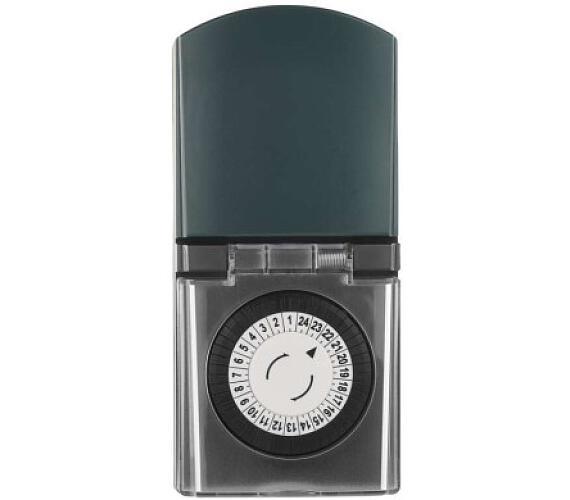 Časovač - mechanická spínací zásuvka P5526K SCHUKO