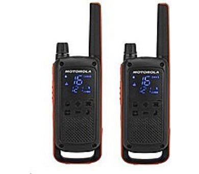 Motorola vysílačka TLKR T82 (2 ks